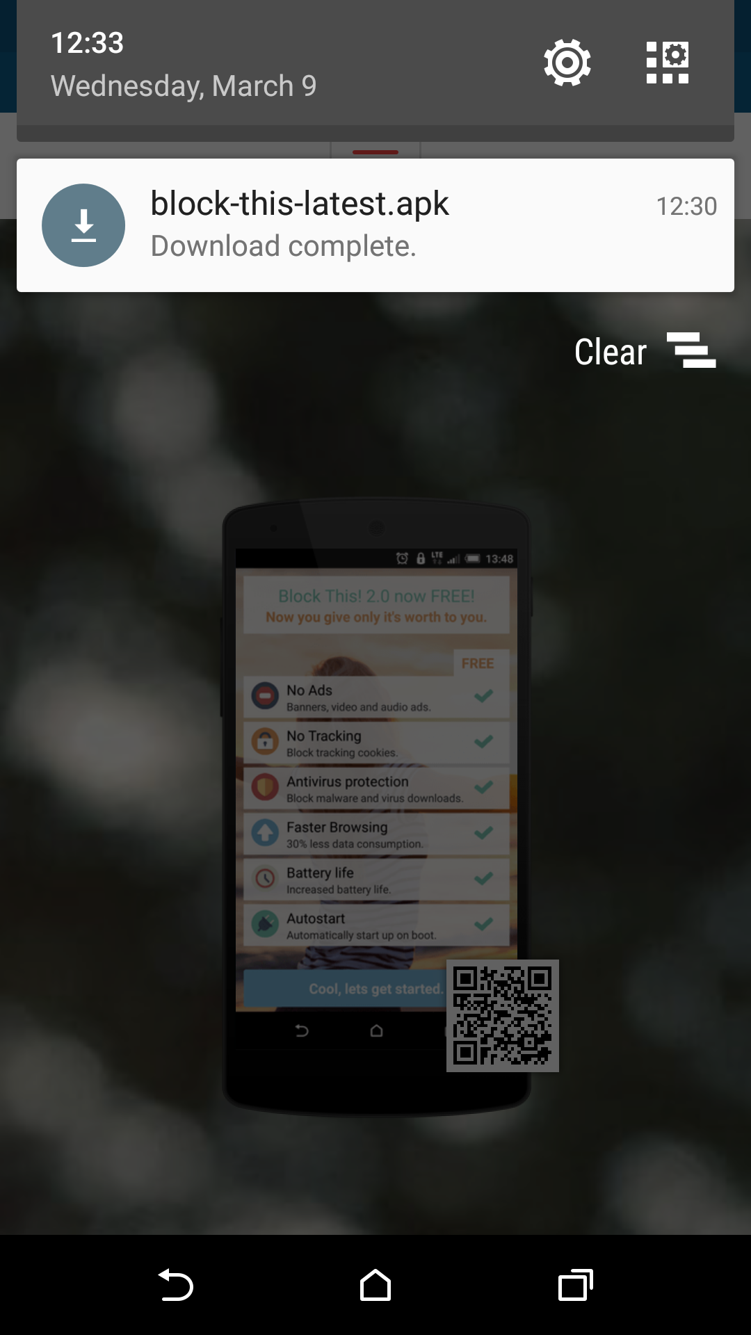 How to install Block This 2 0 APK on Android